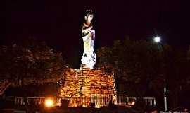 Esperantina - Imagem Nossa Senhora da Boa Esperança (Avenida Rio Longá) Foto Portal Rio Longá