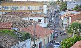 Esperantina - Rua Coronel José Fortes - Foto Portal Rio Longá