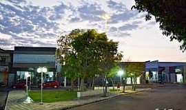 Esperantina - Praça Rejane Castelo Branco - Foto Portal Rio Longá
