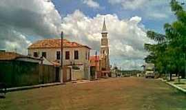Esperantina - Rua da Igreja