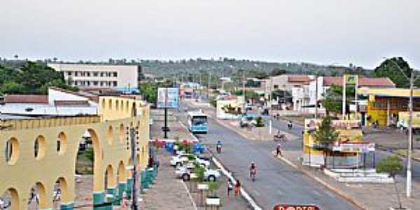 Avenida Petrônio Portela Foto Portal Rio Longá