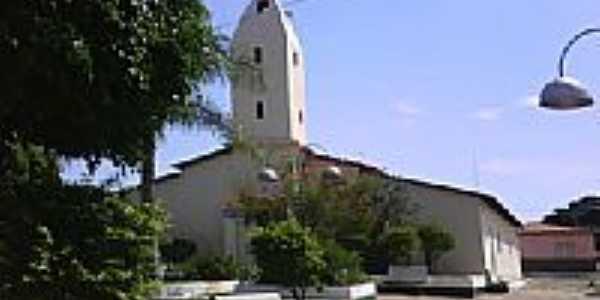 Igreja de Santo Antônio de Pádua em Flores do Piauí-Foto:João Ananias