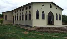Floriano - Floriano-PI-Igreja de S�o Raimundo Nonato-Bairro Irapu�-Foto:walterfmota