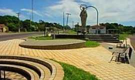 Floriano - Monumento � S�o Pedro-Foto:Agamenon Pedrosa