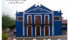 Curaçá - Teatro Municipal , Por Thaisinha alcantara