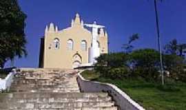 Francinópolis - Igreja Matriz de Francinópolis-Foto:João Ananias