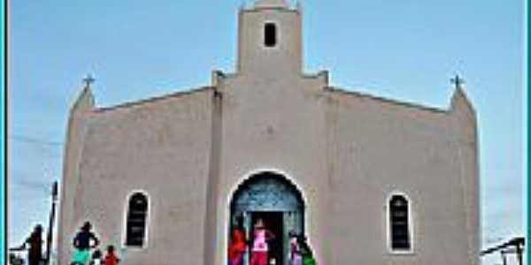 Igreja-Foto:Agamenon Pedrosa
