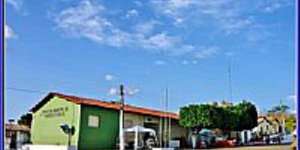 Prefeitura Municipal-Foto:Agamenon Pedrosa