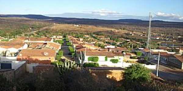 Francisco Macedo-PI-Vista da cidade-Foto:Thiago dos Passos