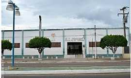 Fronteiras - Fronteiras-PI-Escola Municipal-Foto:Herlanio Evangelista