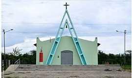 Fronteiras - Fronteiras-PI-Igreja em Fronteiras-Foto:Herlanio Evangelista