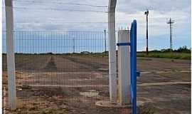 Fronteiras - Fronteiras-PI-Pista de decolagem do Aeroclube-Foto:Herlanio Evangelista