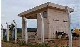 Fronteiras - Fronteiras-PI-Torre de Controle do Aeroclube-Foto:Herlanio Evangelista
