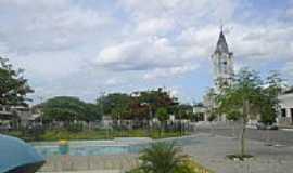 Fronteiras - Praça Getúlio Vargas-Foto:nato ribeiro
