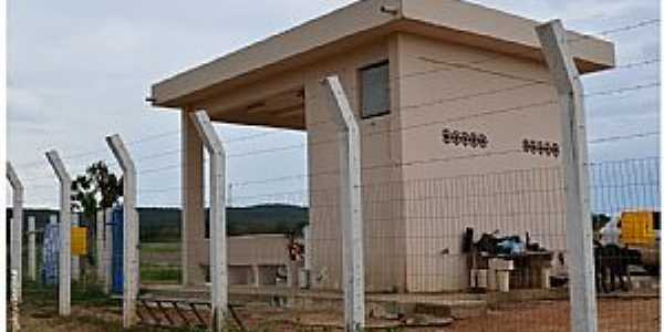 Fronteiras-PI-Torre de Controle do Aeroclube-Foto:Herlanio Evangelista