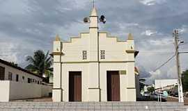 Gilbués - Gilbués-PI-Igreja Divina Pastora,fundada em 15/12/1856-Foto:Dhiancarlos Pacheco