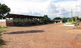 Gilbués - Gilbués-PI-Terminal Rodoviário na entrada da cidade-Foto:Dhiancarlos Pacheco
