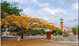 Guadalupe - Praça-Foto:Agamenon Pedrosa