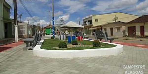 Imagens da cidade de Campestre - AL