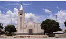 Inhuma - Igreja de São José em Inhuma-Foto:inhuma.pi.