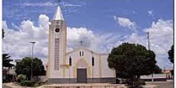 Igreja de São José em Inhuma-Foto:inhuma.pi.