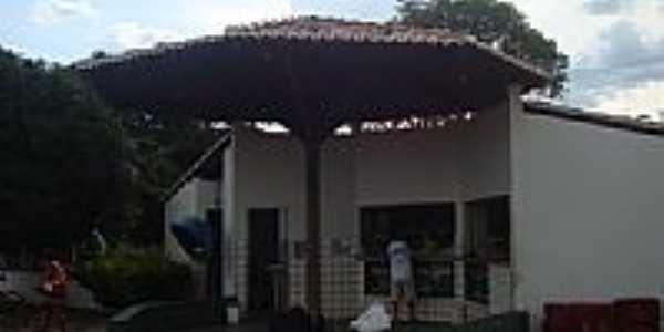 Comércio em Ipiranga do Piauí-Foto:Eliel Damasceno