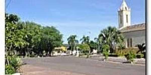 Praça da Igreja-Foto:muraldavila.