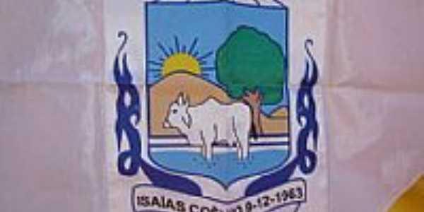 Brasão do Município de Isaias Coelho-PI