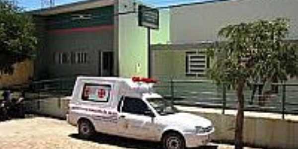 Unidade de Saúde-Foto:riachaonet.