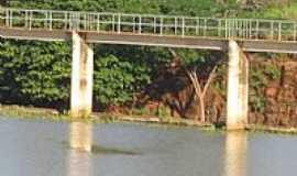 Itaueira - Passarela da barragem