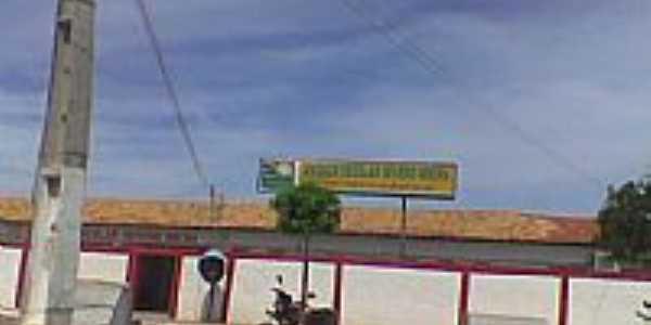 Unidade Escolar Severo Rocha em Jacobina do Piauí-Foto:conhecendopiaui.