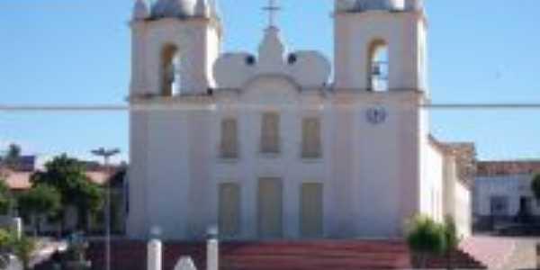 Igreja Matriz de Jaicos -PI, Por marco maciel
