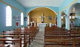 D�rio Meira - Interior da Igreja Matriz de Dario Meira-BA-Foto:Als Magnvs