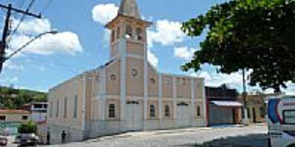 Igreja Matriz de Dario Meira-BA-Foto:Als Magnvs