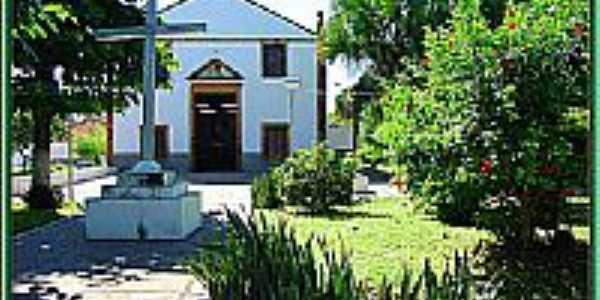 Igreja de Santo Antonio por Agamenon Pedrosa