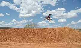 Jo�o Costa - Jo�o Costa-PI-Competi��o Moto Cross-Foto:Angico dos Dias