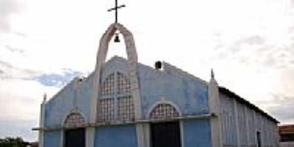 Igreja Matriz de Santa Doroteia foto Vicente A. Queiroz