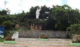 Jos� de Freitas - Monumento � N.Sra.do Carmo[Escultor Jo�o Oliveira]em Jos� de Freitas-PI-Foto:Fl�vio Morais