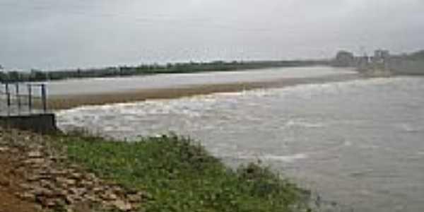 Juazeiro do Piauí-PI-Barragem do Pimenta-Foto:jesseuchoa.blogspot.