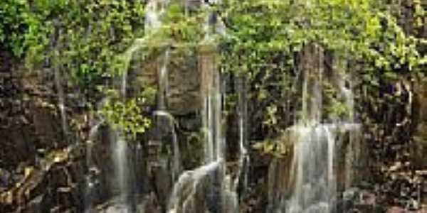 Juazeiro do Piauí-PI-Cachoeira do Grotão Bonito-Foto:Juscelreis
