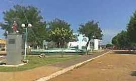 Lagoa Alegre - Entrada da cidade-Foto:conhecendopiaui