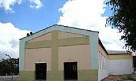 Lagoa de São Francisco - Igreja Matriz de S.Francisco de Assis foto Vicente A. Queiroz
