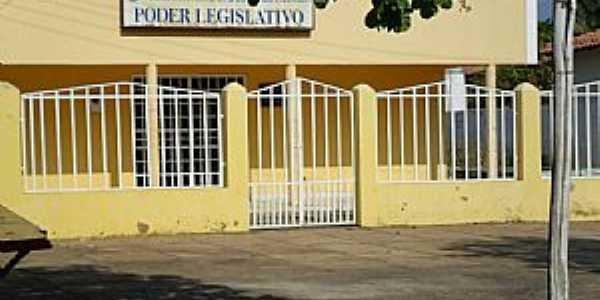 Lagoa de São Francisco-PI-Câmara Municipal-Foto:NETO LIMA