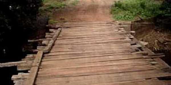 Lagoa de São Francisco-PI-Ponte para Piripiri-Foto:Paulo Hermano