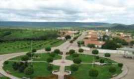 Lagoa do Barro do Piauí - Praça Tranquedo Neves, Por Lu ribeiro