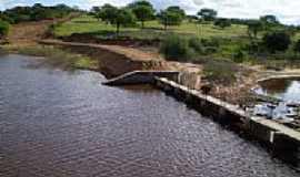 Lagoa do Barro do Piau� - Barragem Mariana-Foto:marquinorocha