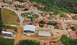 Lagoa do Barro do Piauí - Ginásio Poliesportivo-Foto:marquinorocha