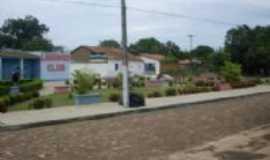 Lagoinha do Piauí - Praça Cícero Lourenço Jorge, Por macedo filho