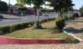 Lagoinha do Piauí - Praça Senhora Santana, Por macedo filho