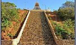 Landri Sales - Escadaria da Fé-Foto:Agamenon Pedrosa